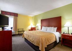 Quality Inn & Suites - Richburg - Bedroom