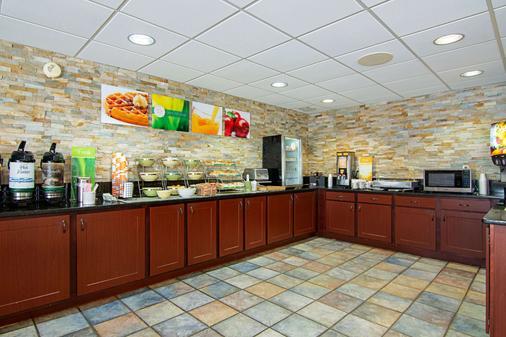 Quality Inn & Suites - Richburg - Buffet