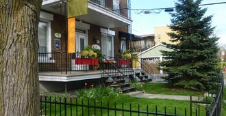 La Petite Bourgeoise - Montreal - Building