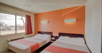 Motel 6 San Antonio, Tx - Fort Sam Houston - סן אנטוניו - חדר שינה