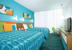Universal's Cabana Bay Beach Resort - Orlando - Quarto