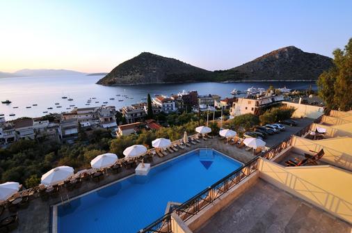 King Minos Hotel Τολό - Τολό - Πισίνα