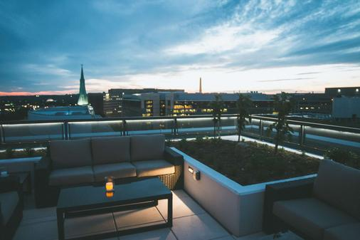 Hyatt Place Washington D.C./National Mall - Washington DC - Balcon