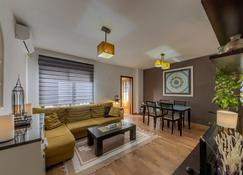 魅力格拉納達公寓飯店 - 拉蘇維亞 - 客廳