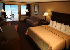 Hamilton Inn Select Beachfront - Mackinaw City - Quarto