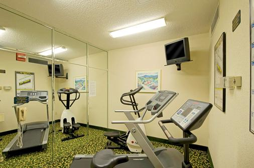 Extended Stay America - Annapolis - Admiral Cochrane Drive - Annapolis - Fitnessbereich