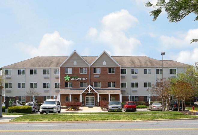 Extended Stay America - Annapolis - Admiral Cochrane Drive - Annapolis - Rakennus