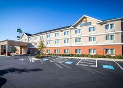 Comfort Inn & Suites - Augusta - Building