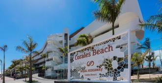 Royal Hideaway Corales Beach - Adults Only, by Barceló Hotel Group - Adeje - Building