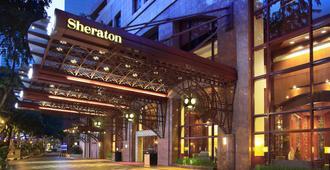 Sheraton Imperial Kuala Lumpur Hotel - Kuala Lumpur - Bâtiment