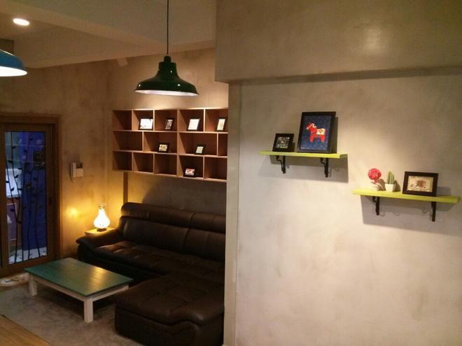 Popcorn Hostel Nampodong - Busan - Phòng khách