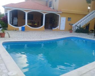 Villa With 5 Bedrooms In Nagua, With Private Pool, Enclosed Garden And Wifi - Cabrera - Piscina