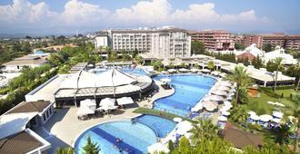 Sunis Elita Beach Resort Hotel & Spa - Kizilagaç - Pool