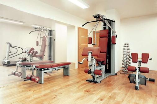 維謝赫拉德公寓式酒店 - 布拉格 - 布拉格 - 健身房