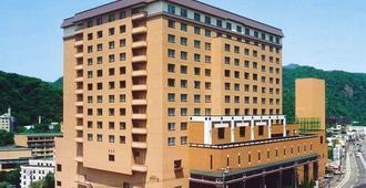 Jozankei Manseikaku Hotel Milione - Sapporo - Bâtiment