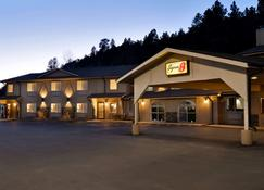 Super 8 by Wyndham Custer/Crazy Horse Area - Custer - Edificio