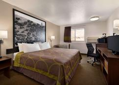 Super 8 by Wyndham Custer/Crazy Horse Area - Custer - Bedroom