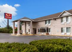 Econo Lodge Inn & Suites - Fairview Heights - Building