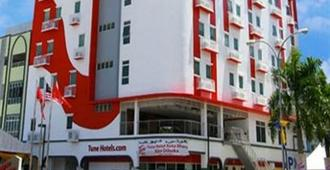 Tune Hotels - Kota Bharu City Centre - Kota Bharu - Edificio