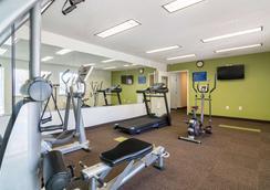 Studio 6 Dallas-Plano Medical Center - Plano - Fitnessbereich