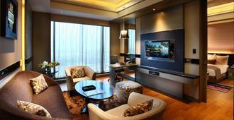Crowne Plaza New Delhi Rohini - Nueva Delhi - Sala de estar