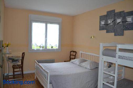 Chambre d'hôtes la ville en bois - Mouchamps - Bedroom