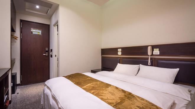 Twinstar Hotel - Taichung - Makuuhuone