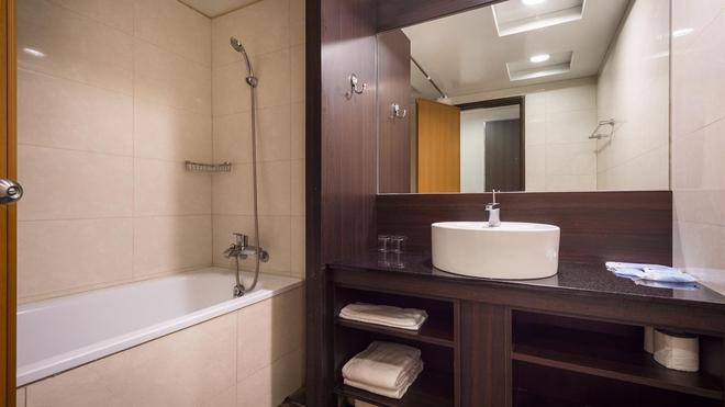 Twinstar Hotel - Taichung - Kylpyhuone