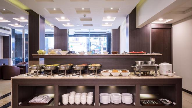 Twinstar Hotel - Taichung - Buffet