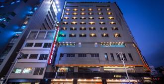 Twinstar Hotel - טאיצ'ונג - בניין