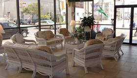 Beach Terrace Motor Inn - Wildwood - Σαλόνι