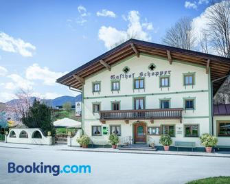 Gasthof Schopper - Breitenbach am Inn - Building