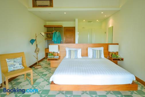 峇里島開門迎客酒店 - 金巴蘭 - 烏魯瓦圖 - 臥室