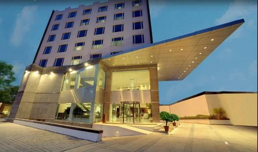The Pride Hotel - Bangalore - Rakennus