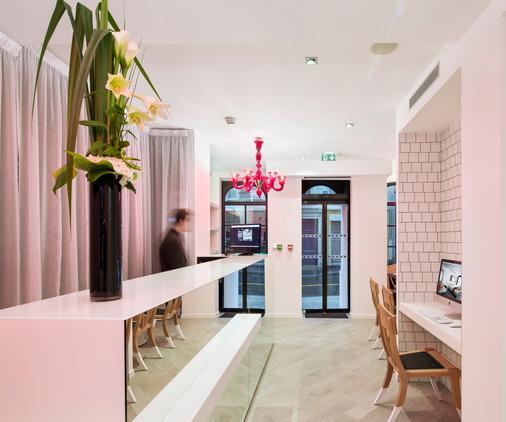 Best Western Premier Faubourg 88 - Paris - Lobby