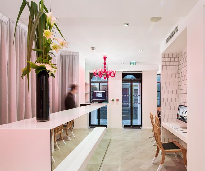 Best Western Premier Faubourg 88 - Παρίσι - Σαλόνι ξενοδοχείου