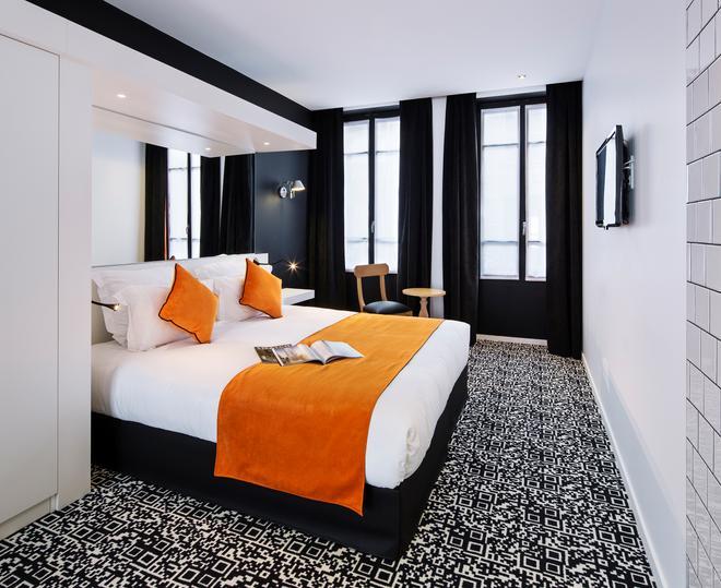 Best Western Premier Faubourg 88 - Παρίσι - Κρεβατοκάμαρα
