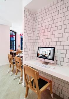 Best Western Premier Faubourg 88 - Paris - Business centre