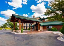 Best Western Plus Sidney Lodge - Sidney - Κτίριο