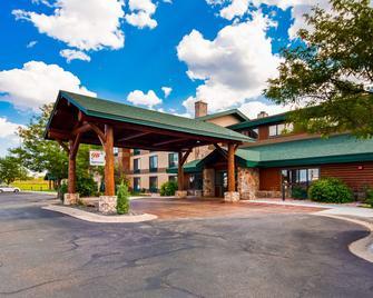 Best Western Plus Sidney Lodge - Сидней - Здание