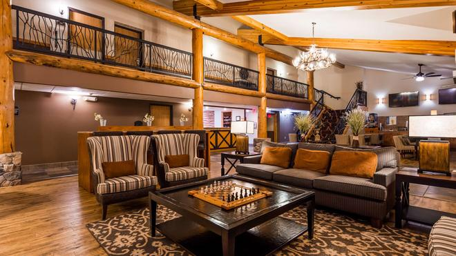 Best Western Plus Sidney Lodge - Сидней - Лобби
