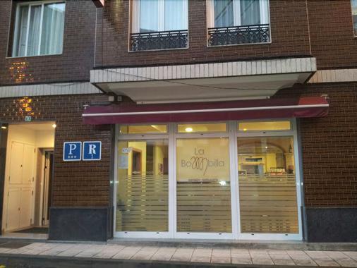 Pension Restaurante La Bombilla - A Estrada - Building