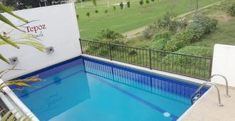 Posada Vista Tepoz - Tepoztlán - Pool