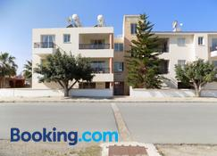 Kyriakos Court - Pafos - Budynek