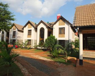 Afrika Lodges - Voi - Building