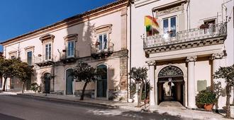 Relais Antica Badia - Ragusa - Gebäude