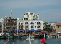 British Hotel Girne - Kyrenia - Outdoor view