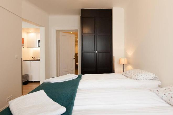 Guesthouse Galtafell - Reykjavik - Phòng ngủ