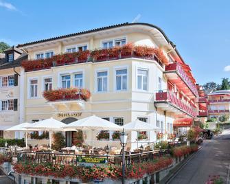 Wellness-Privathotel Post An Der Therme - Badenweiler - Budova