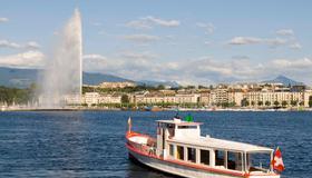 ibis Geneve Centre Nations - Ginevra - Vista esterna